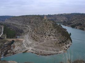 Hoz río Júcar Alarcón
