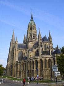 Iglesia Notre Dame Bayeux