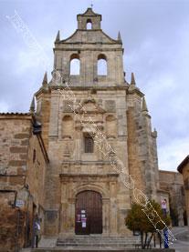 iglesia el Salvador, Cifuentes