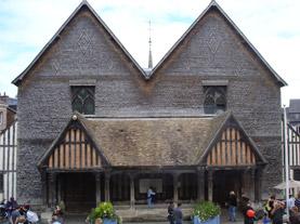 Iglesia de madera Honfleur