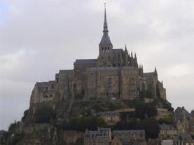Abadía Mont Sant Michel