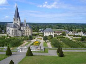 Abadia St-Georges Rouen