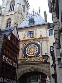 Reloj Rouen