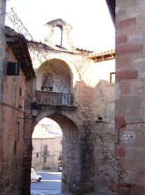 Arco muralla Sigüenza