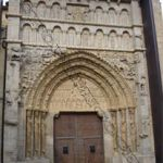 iglesia Santa maria la Real, Sangüesa
